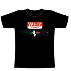 T-Shirt e Pantaloni WHY Sport, T-Shirt Uomo 2019