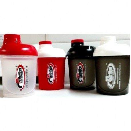 Shaker e Borracce Pro Nutrition, Shaker, 300 ml
