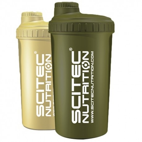 Shaker e Borracce Scitec Nutrition, Shaker Safari, 700 ml.