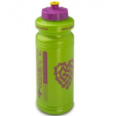 Shaker e Borracce +Watt, Borraccia, 500 ml
