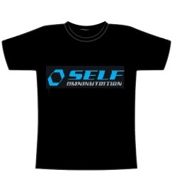 T-Shirt e Pantaloni Self Omninutrition, T-Shirt