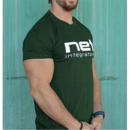 T-Shirt e Pantaloni Net Integratori, T-Shirt con Logo
