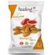 Pane e Prodotti da Forno Feeling Ok, Mini Griss Tomato Optimize, 50 g