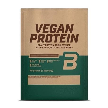 Proteine Vegetali BioTech Usa, Vegan Protein, 25 g