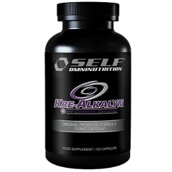 Creatina Self Omninutrition, Kre-Alkalyn, 120 cps