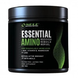 Aminoacidi essenziali Self Omninutrition, Essential Amino, 250 g