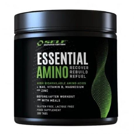 Scadenza Ravvicinata Self Omninutrition, Essential Amino, 250 g (Sc.02/2021)