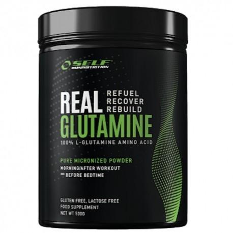 Glutammina Self Omninutrition, Real Glutammina, 500 g
