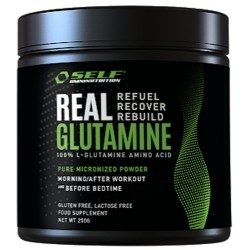 Glutammina Self Omninutrition, Real Glutammina, 250 g