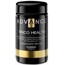 Unghie e Capelli Advance, Trico Health, 60 cpr