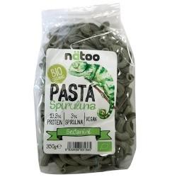 Pasta e Riso Natoo, Sedanini Pasta alla Spirulina, 350 g