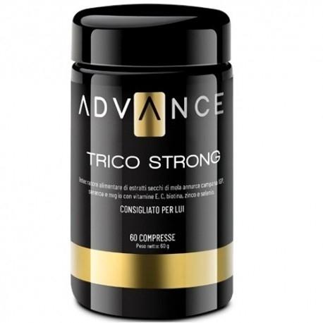 Unghie e Capelli Advance, Trico Strong, 60 cpr