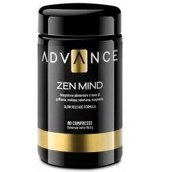 Memoria e funzioni cognitive Advance, Zen Mind, 60 cpr