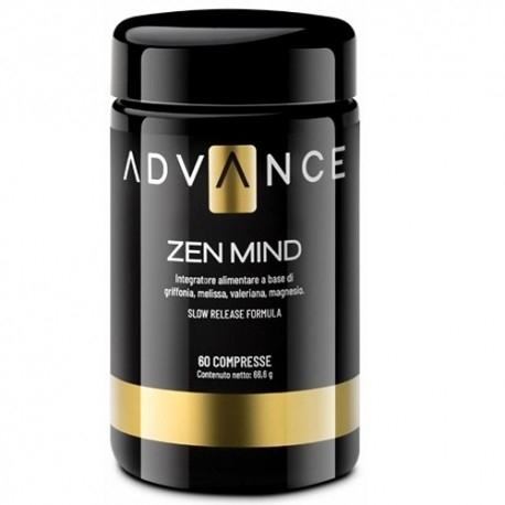 Memoria e funzioni cognitive +Watt, Zen Mind, 60 cpr