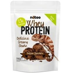 Proteine del Siero del Latte (whey) Natoo, Whey Protein, 510 g