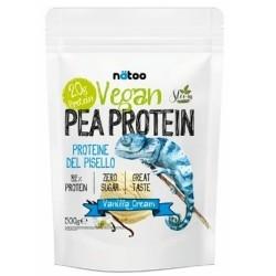 Proteine Vegetali Natoo, Vegan Pea Protein, 500 g