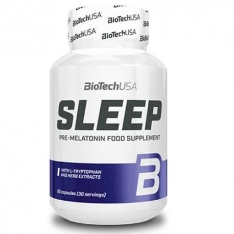 Sonno BioTech Usa, Sleep, 60 cps