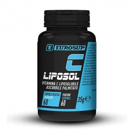 Vitamina C Eurosup, C Liposol, 60 cps
