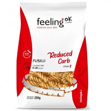 Pasta e Riso Feeling Ok, Fusilli Start, 250 g
