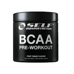 Scadenza Ravvicinata Self Omninutrition, Bcaa Pre-Workout, 300 g (Sc.04/2021)