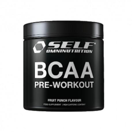 Aminoacidi Ramificati (Bcaa) Self Omninutrition, Bcaa Pre-Workout, 300 g