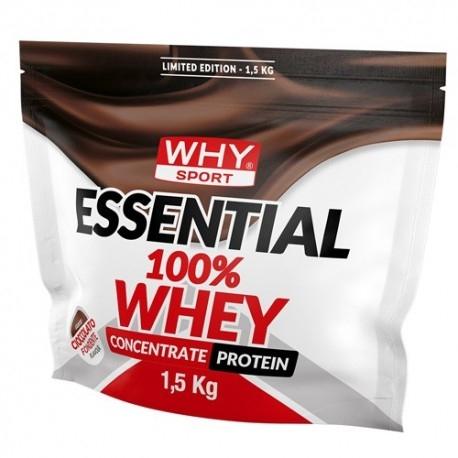 Proteine del Siero del Latte (whey) Why Sport, Essential 100% Whey Limited Edition, 1500 g
