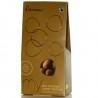 Damiano Organic, Nocciole Cioccolato Fondente, 100 g