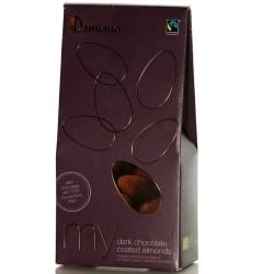Frutta Secca Damiano Organic, Mandorle Cioccolato Fondente, 100 g