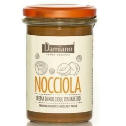 Creme Bio Damiano Organic, Crema di Nocciole Tostate, 275 g