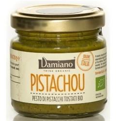 Creme Bio Damiano Organic, Pistachou Pesto di Pistacchi, 80 g