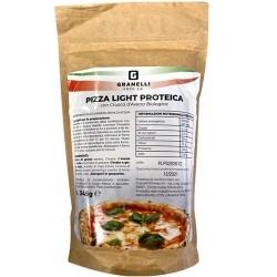 Pane e Prodotti da Forno Granelli Food, Preparato per Pizza, 345 g
