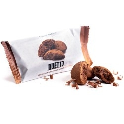 Biscotti e Dolci Granelli Food, Duetto, 30 g
