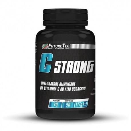 Vitamina C FutureTec, C Strong, 90 cpr