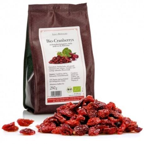 Frutta Secca Sanct Bernhard, Cranberrys Bio, 250 g