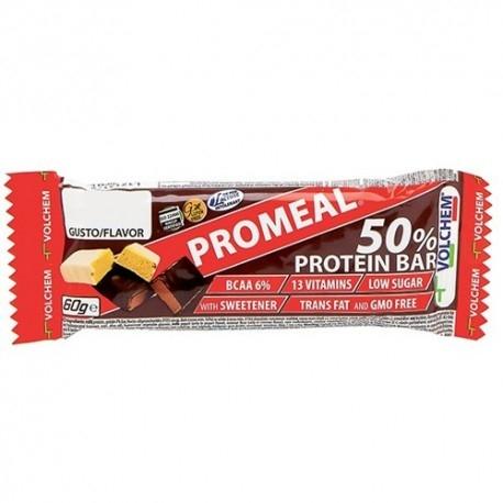 Barrette proteiche Volchem, Promeal Protein 50%, 60 g