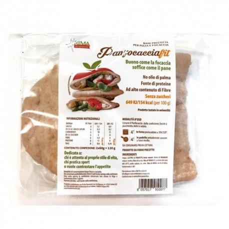 Pane e Prodotti da Forno Rima Benessere, Panfocaccia Fit, 120 g