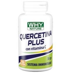 Difese organismo Why Nature, Quercetina Plus, 30 cps