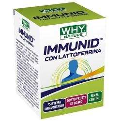 Difese organismo Why Nature, Immunid, 30 bustine