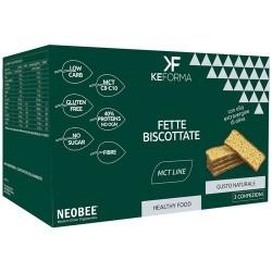 Pane e Prodotti da Forno Keforma, Fette Biscottate, 3 x 40 g