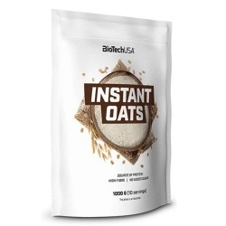 Farine Biotech Usa, Instant Oats, 1000 g
