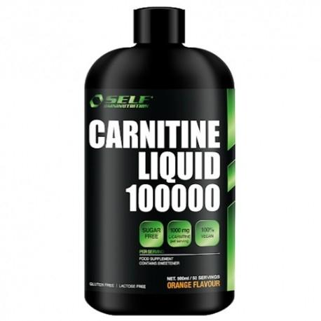 Carnitina Self Omninutrition, Carnitin Liquid, 500 ml