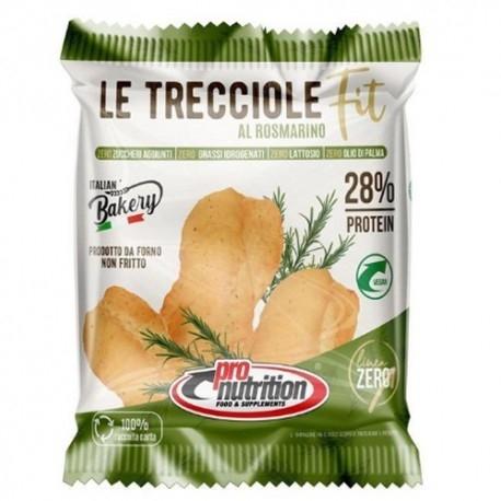 Pane e Prodotti da Forno Pro Nutrition, Trecciole Fit, 30 g