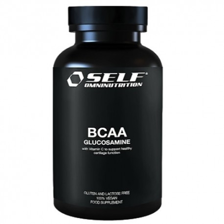 Offerte Limitate Self Omninutrition, Bcaa Glucosammina, 200 cpr.