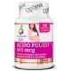 Acido folico (Folato) Optima Naturals, Acido Folico, 120 cpr