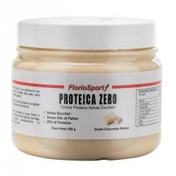 Creme Proteiche FlorioSport, Proteica Zero Cioccolato Bianco, 500 g