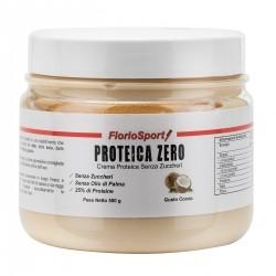 Creme Proteiche FlorioSport, Proteica Zero Cocco, 500 g