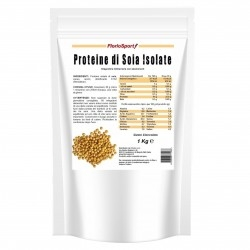 Proteine di Soia FlorioSport, Proteine di Soia Isolate, 1000 g