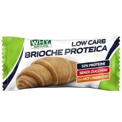 Pane e Prodotti da Forno WHY Nature, Brioche Proteica, 50 g