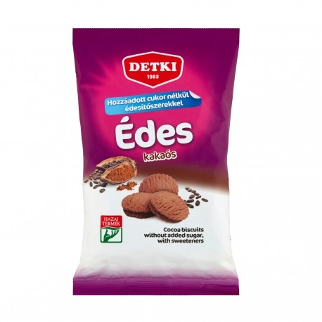 Biscotti e Dolci Detki, Edes Cacao, 180 g