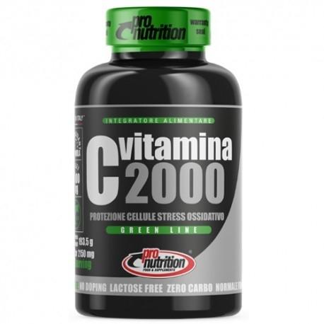 Vitamina C Pro Nutrition, Vit C 2000, 90 cpr